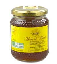 miele di melata ottenuto dalle colline beneventane 100% biologico