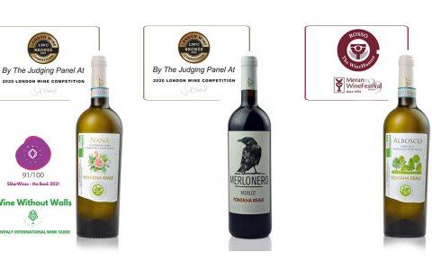 premiazione vini